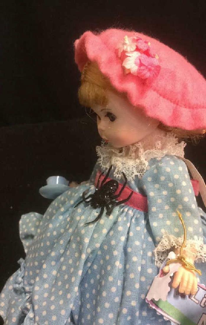 Vintage Porcelain Little Miss Muffet Doll Vintage - 5