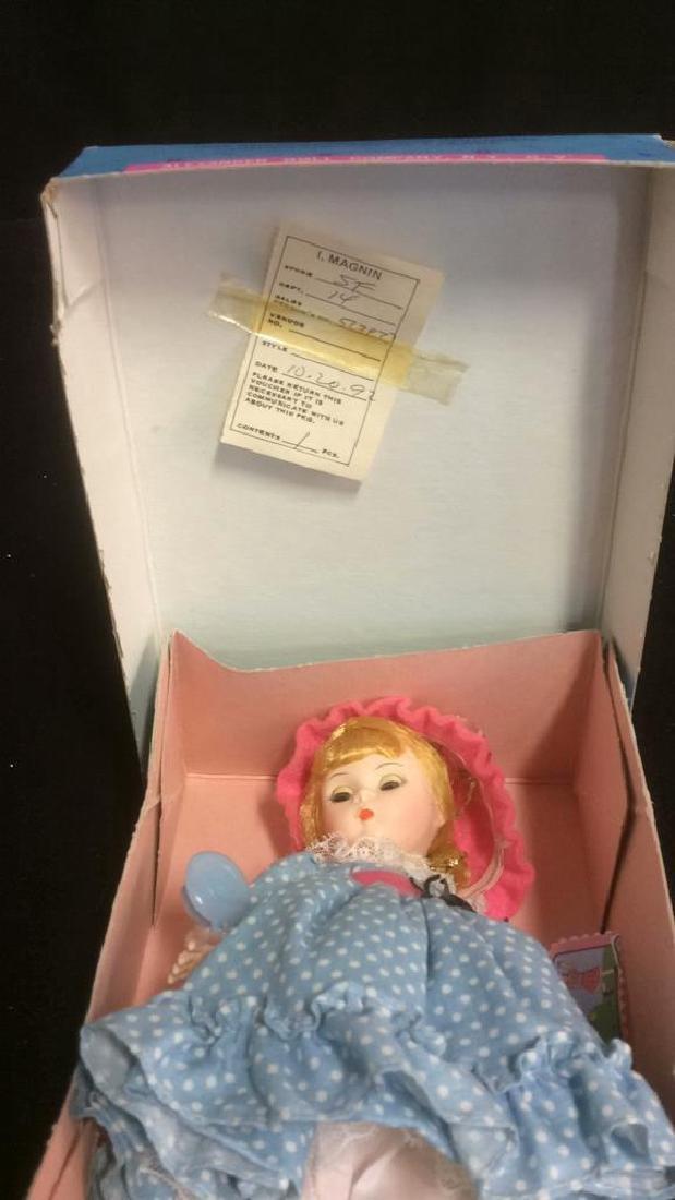 Vintage Porcelain Little Miss Muffet Doll Vintage - 6