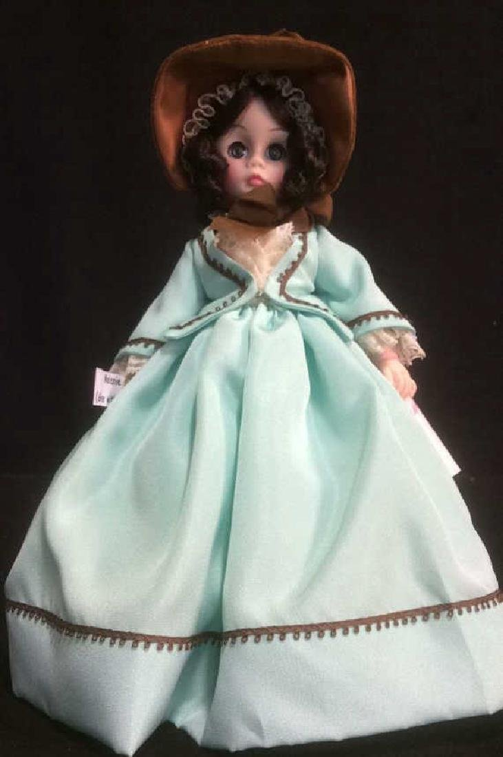 Pair Porcelain Dolls From Gone With The Wind Porcelain - 3