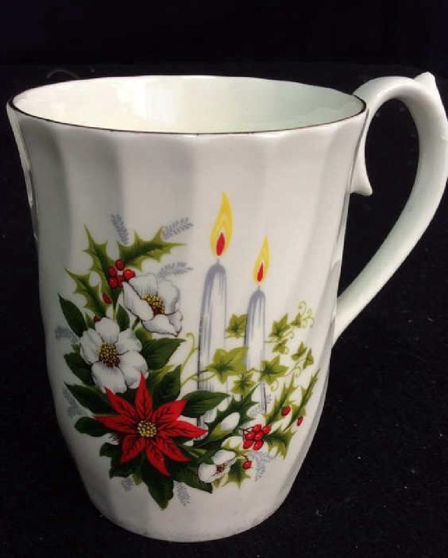 Group Staffordshire 14 Porcelain Mugs England One set - 4
