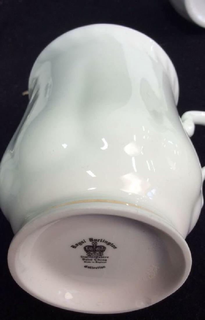 Group Staffordshire 14 Porcelain Mugs England One set - 6
