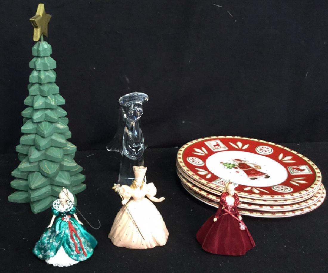 Assorted Christmas Tabletops And Ornaments 4 Villeroy &
