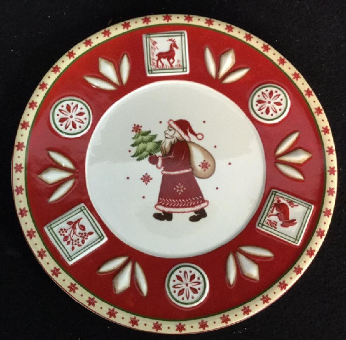 Assorted Christmas Tabletops And Ornaments 4 Villeroy & - 2