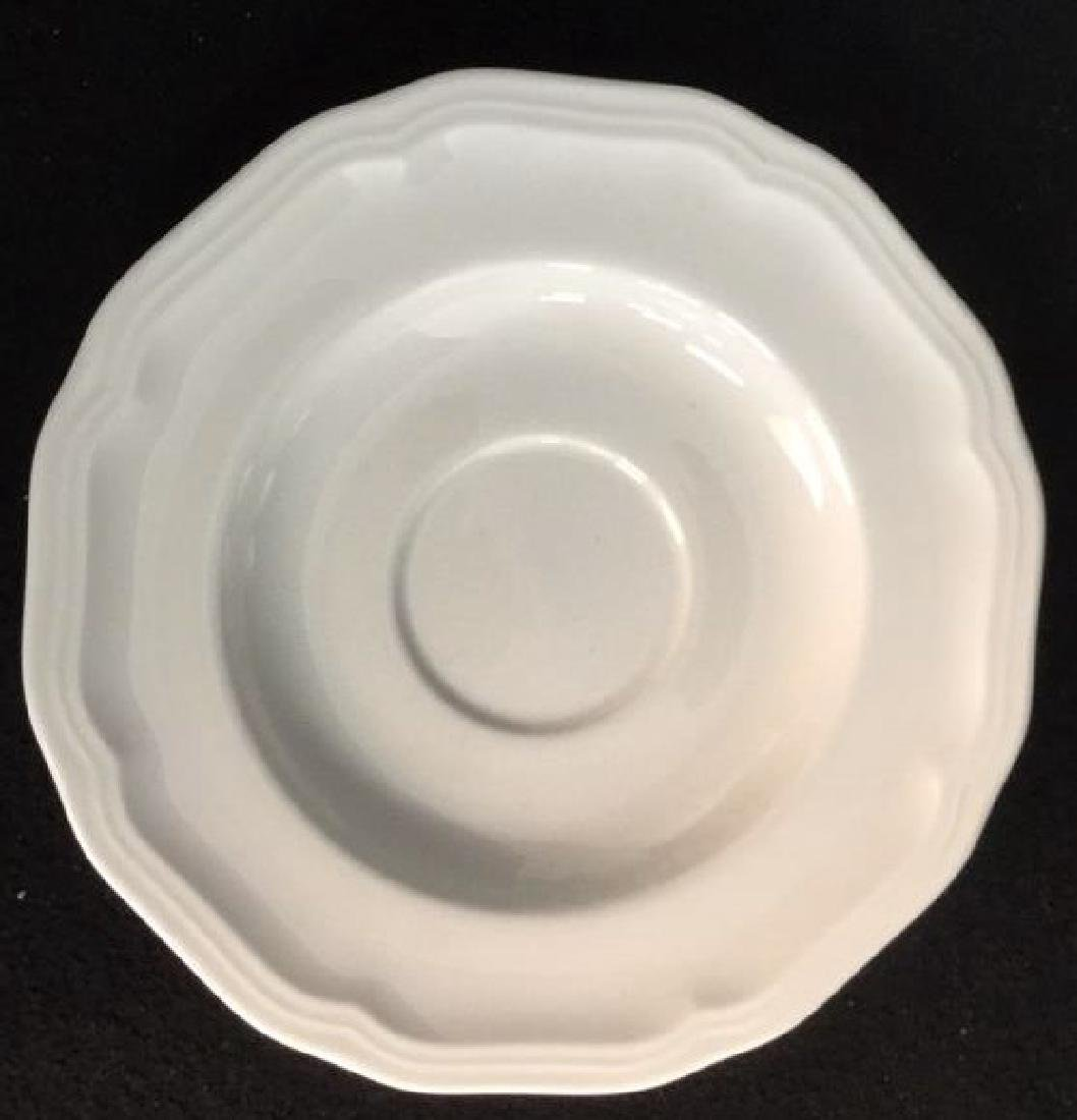 Group Lot Of Assorted White China And Ceramics 2 Royal - 8