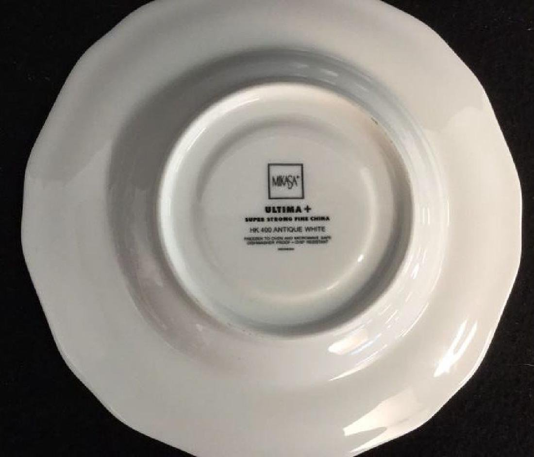 Group Lot Of Assorted White China And Ceramics 2 Royal - 9