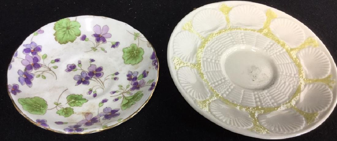 Group Lot Assorted China Assortment of china includes - 10