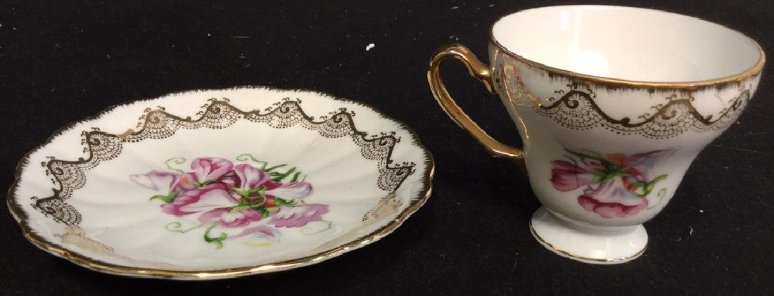 Group Lot Assorted China Assortment of china includes - 6
