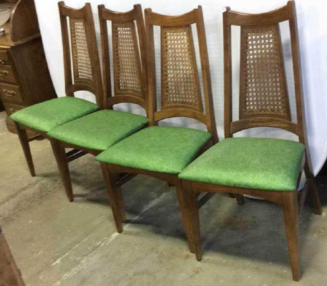 Set 4 Mid Century Dining Chairs Swedish/Danish Modern