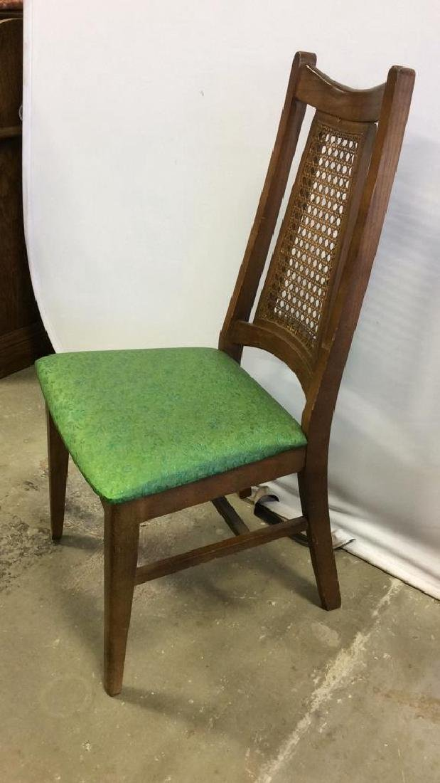 Set 4 Mid Century Dining Chairs Swedish/Danish Modern - 4