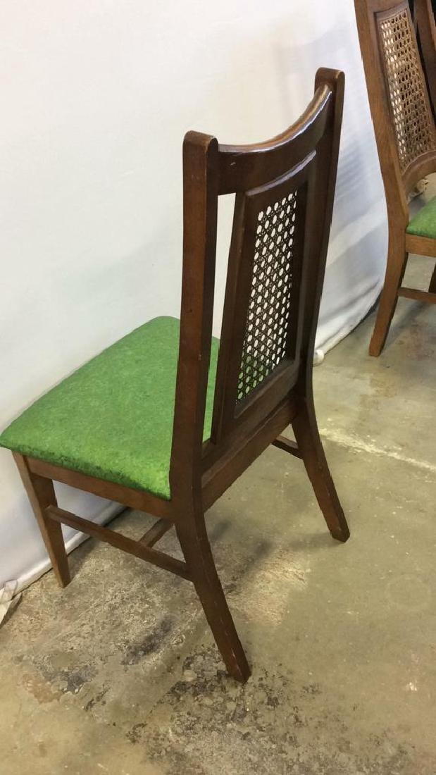 Set 4 Mid Century Dining Chairs Swedish/Danish Modern - 5