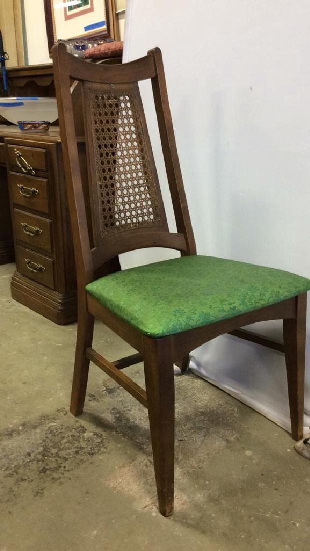 Set 4 Mid Century Dining Chairs Swedish/Danish Modern - 6