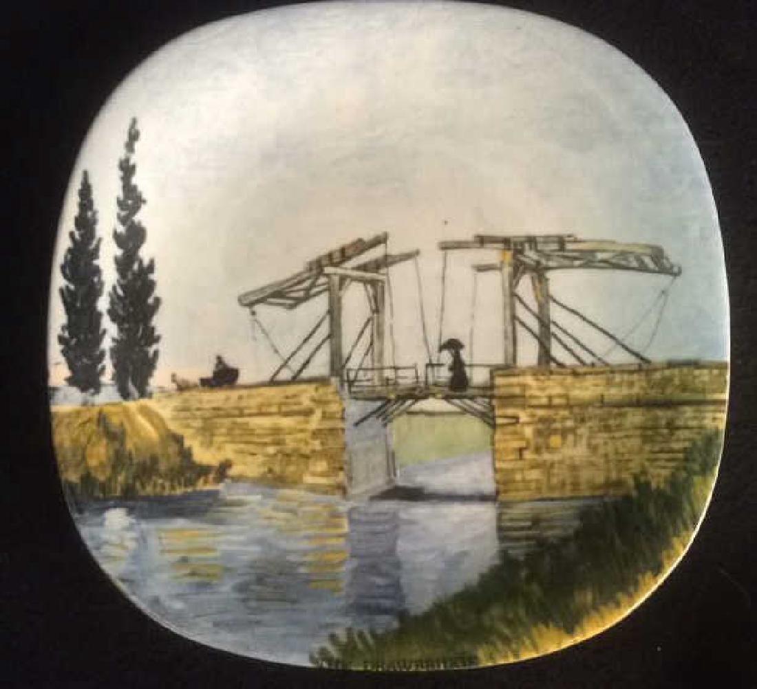 Vintage Set of 4 Van Gogh Series Collector Plates - 5
