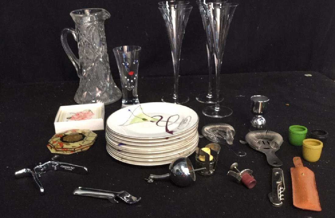 Group Lot Bar Accessories And Tabletops Wide assortment