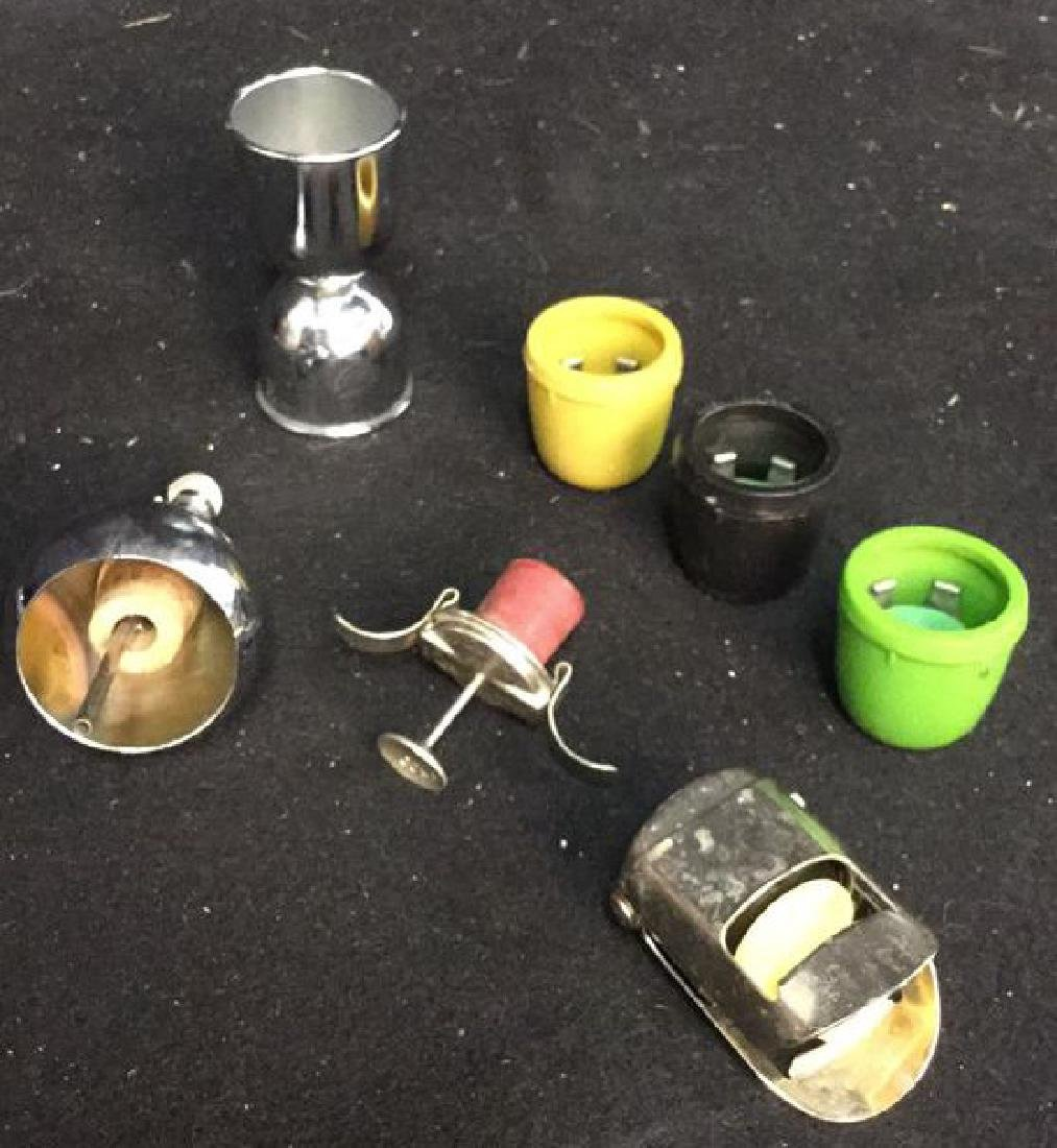 Group Lot Bar Accessories And Tabletops Wide assortment - 8