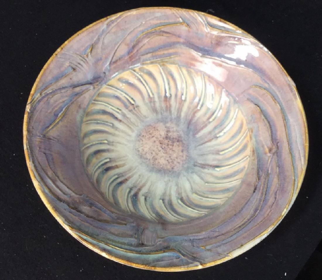Pastel Ceramic Tabletops And Napkins Large ceramic bowl - 2