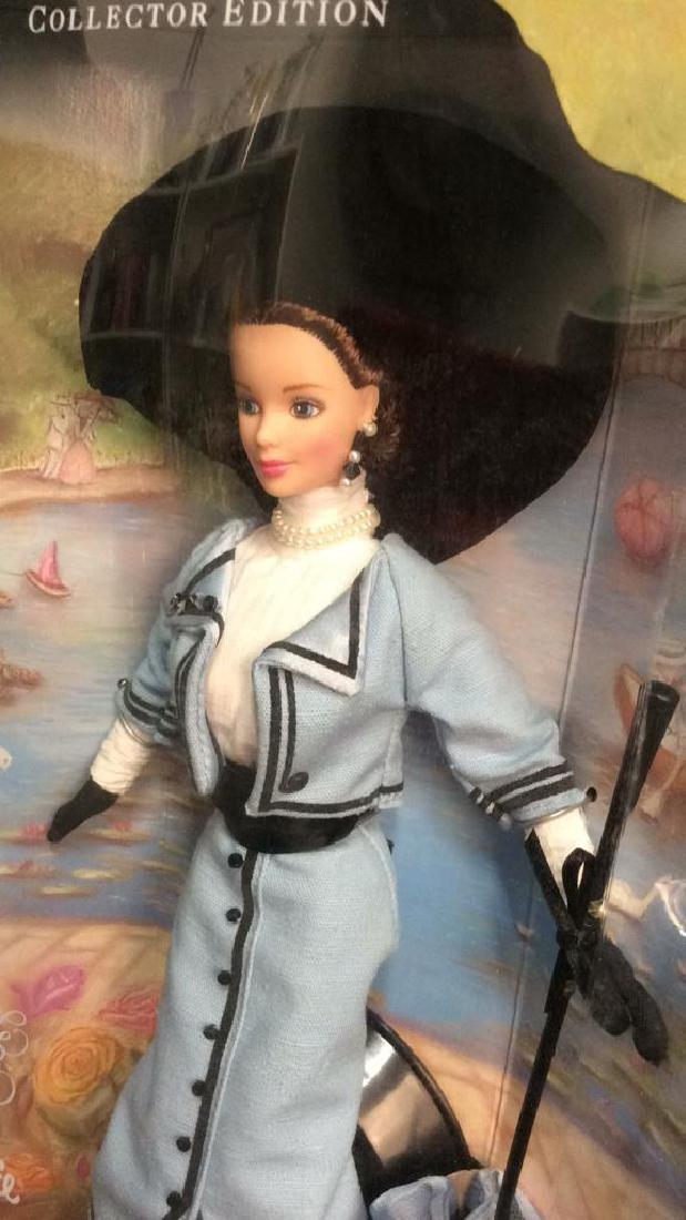 Promenade Barbie in Original Box Packaging Box reads - 4