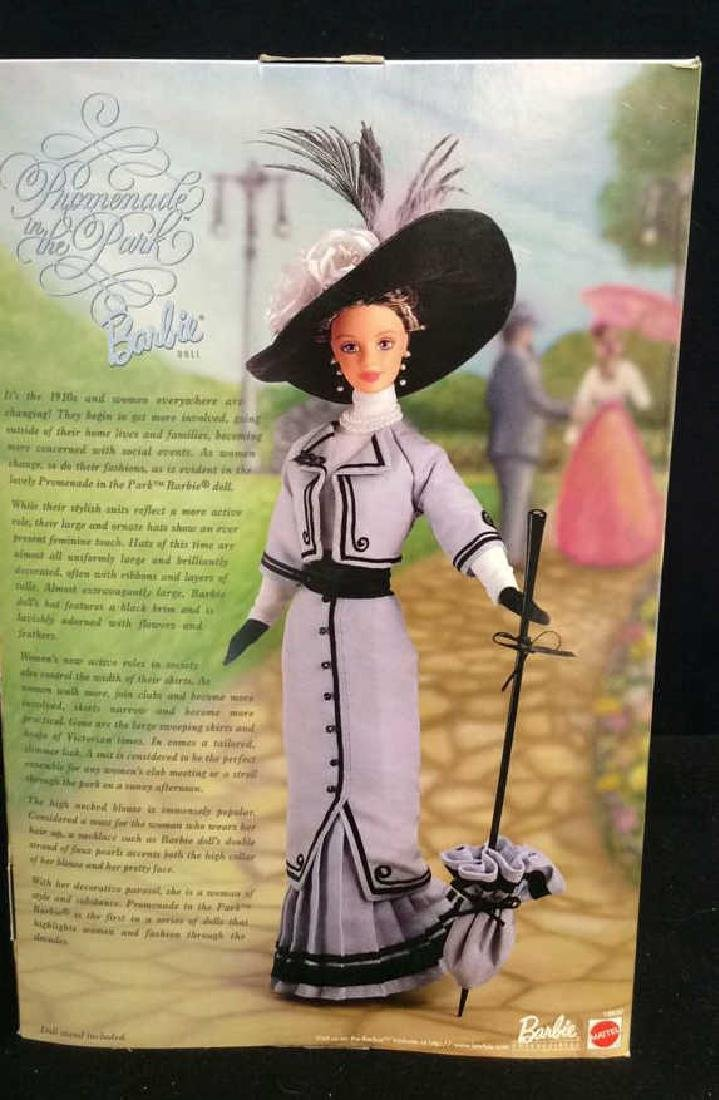 Promenade Barbie in Original Box Packaging Box reads - 7