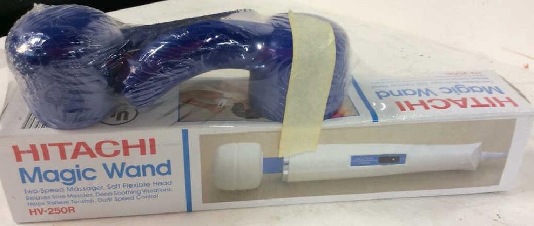 New Hitachi Wand Kit Massager New in box with two - 3