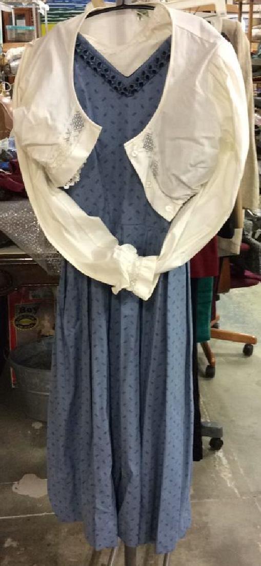Salzburger Modell Dirndl Wien Vintage Dress Vintage - 2