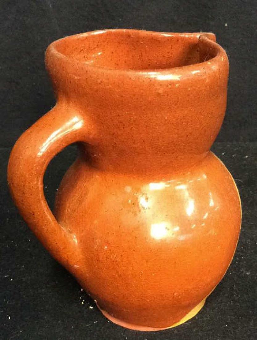 Provence France Ceramic Pitcher Pottery Pitcher in - 5