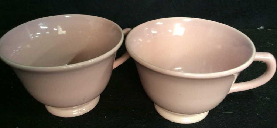 Vintage Kitchen Ceramic Table Top Group Cups, dishes - 7