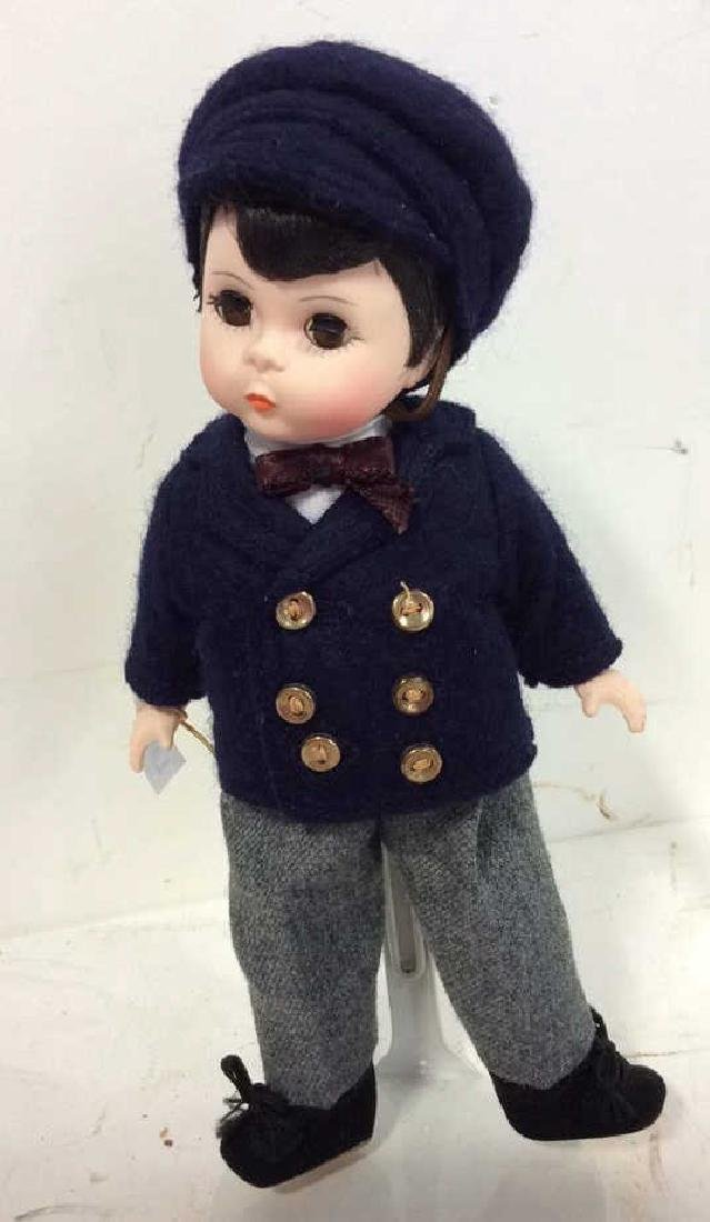 3 Collectible Costumed Dolls In period costumes of - 2