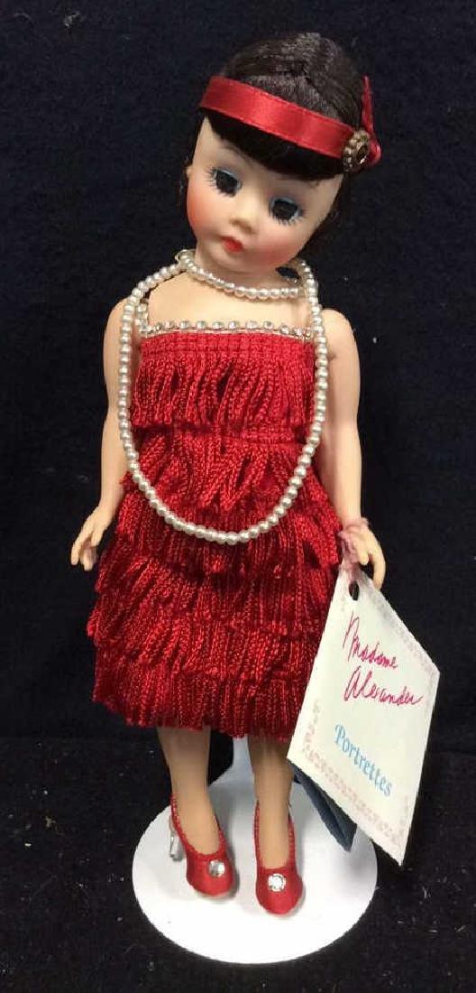 Madame Alexander & France 2 Dools Madame Alexander doll - 2