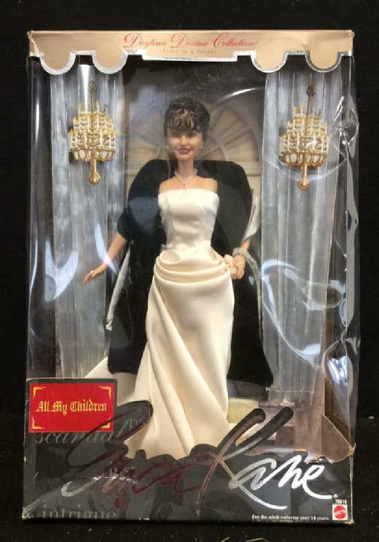 Collectible Erica Kane Porcelain Doll w Box Collectible