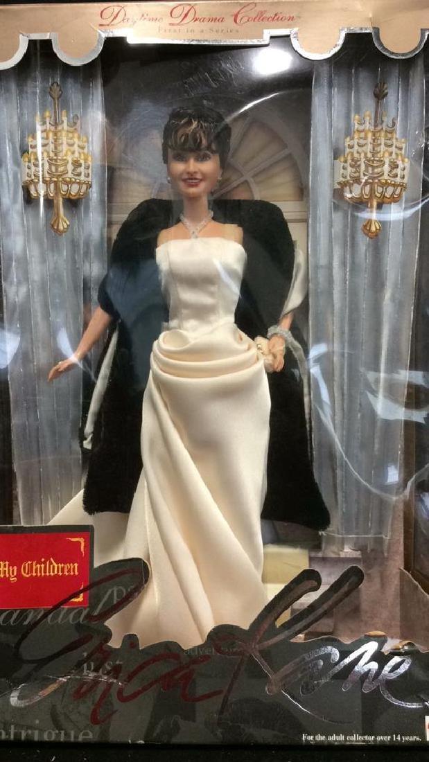Collectible Erica Kane Porcelain Doll w Box Collectible - 2