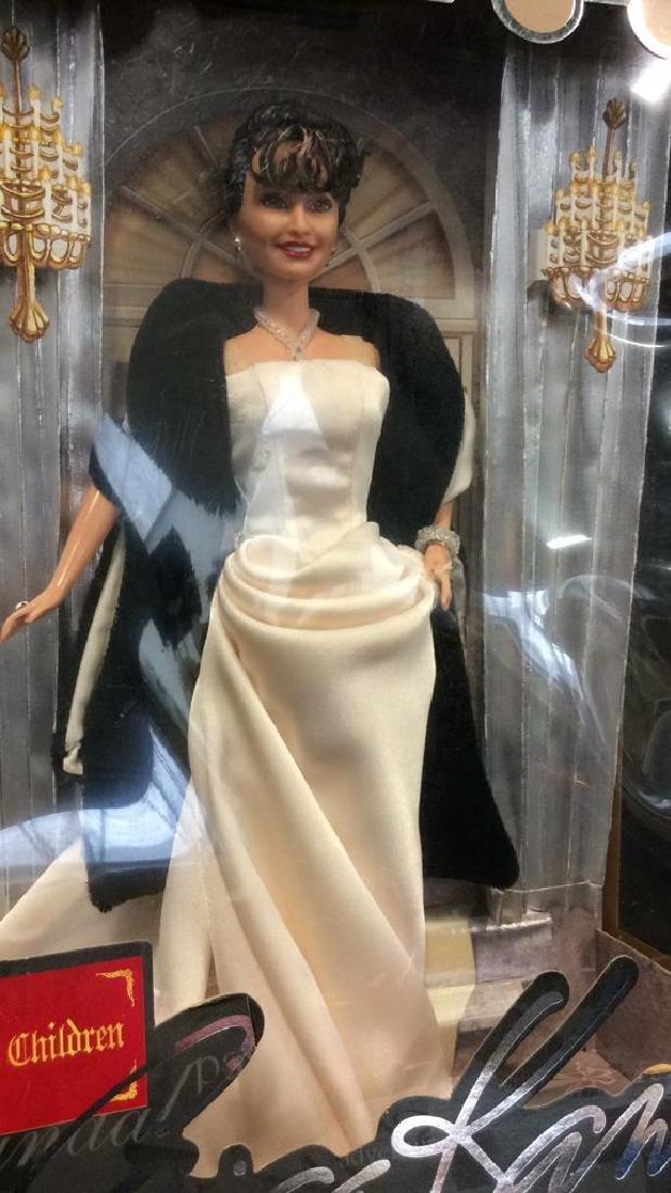 Collectible Erica Kane Porcelain Doll w Box Collectible - 3