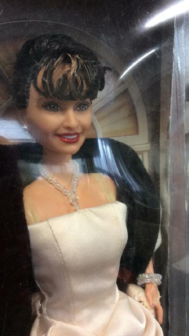 Collectible Erica Kane Porcelain Doll w Box Collectible - 4