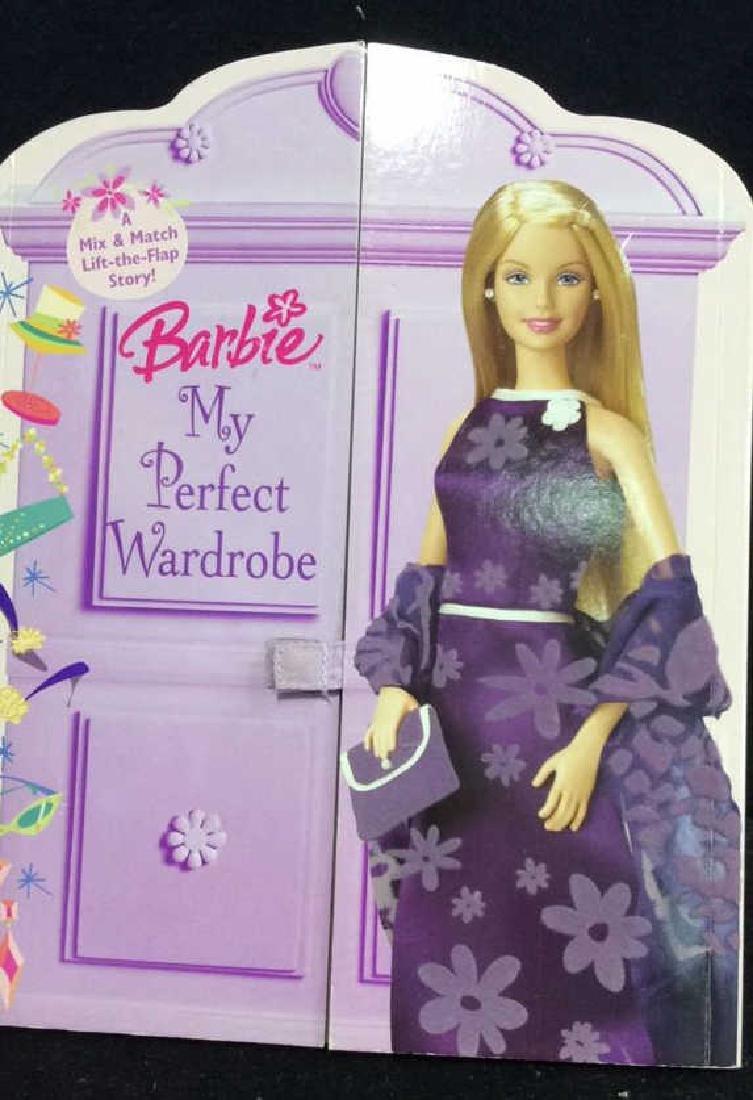 2 Barbie Doll Collectibles Boxes Book Snow Princess - 2
