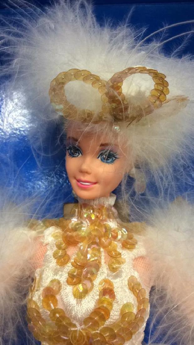 2 Barbie Doll Collectibles Boxes Book Snow Princess - 7
