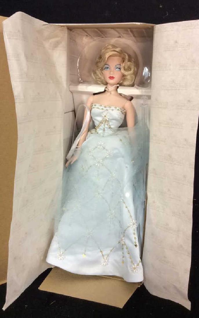 Ashton Drake Collectible Porcelain Doll w Box In box,