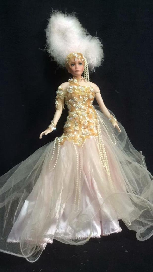 Porcelain Vegas Doll with Original Box Porcelain Vegas - 6