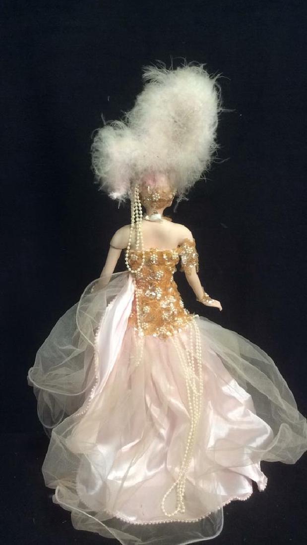 Porcelain Vegas Doll with Original Box Porcelain Vegas - 7