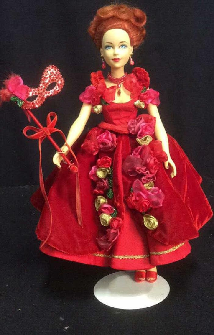 Brenda Starr Bewitching Brenda Collectible Doll