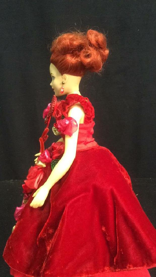 Brenda Starr Bewitching Brenda Collectible Doll - 6