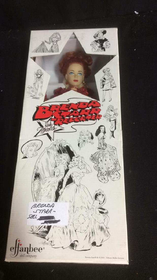 Brenda Starr Bewitching Brenda Collectible Doll - 8