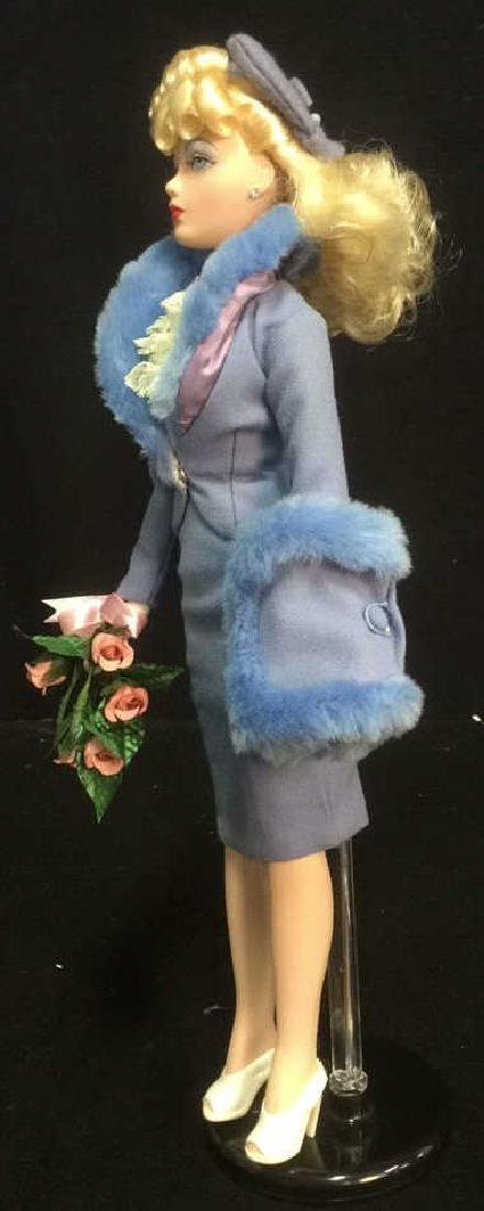 Gene Platnum Blonde Collectible Doll Platnum Blonde - 2