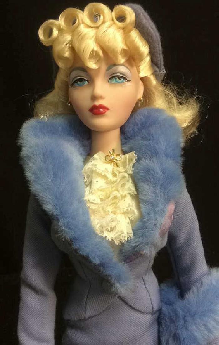 Gene Platnum Blonde Collectible Doll Platnum Blonde - 3