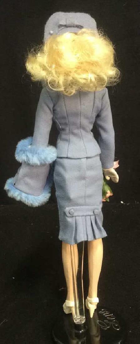 Gene Platnum Blonde Collectible Doll Platnum Blonde - 5