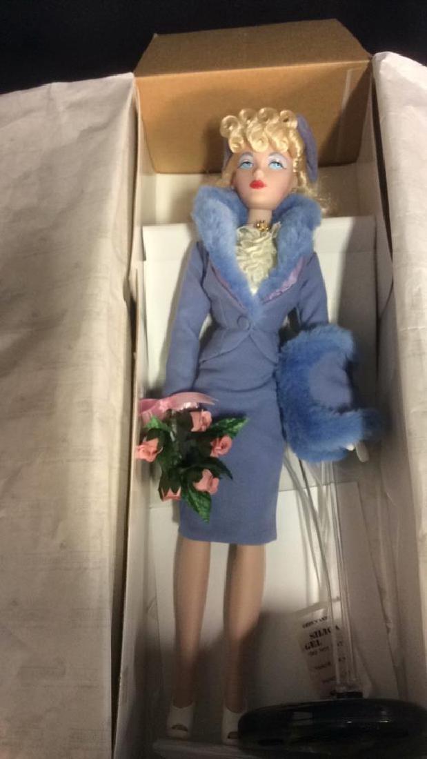 Gene Platnum Blonde Collectible Doll Platnum Blonde - 6