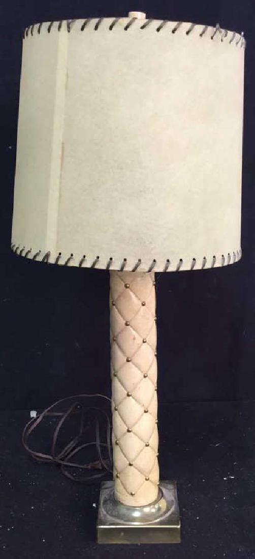 Vintage Table Lamps 1 Leviton Table Lamp, possibly made - 2
