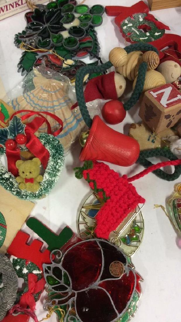 Group Lot Vintage Christmas Decor - 6