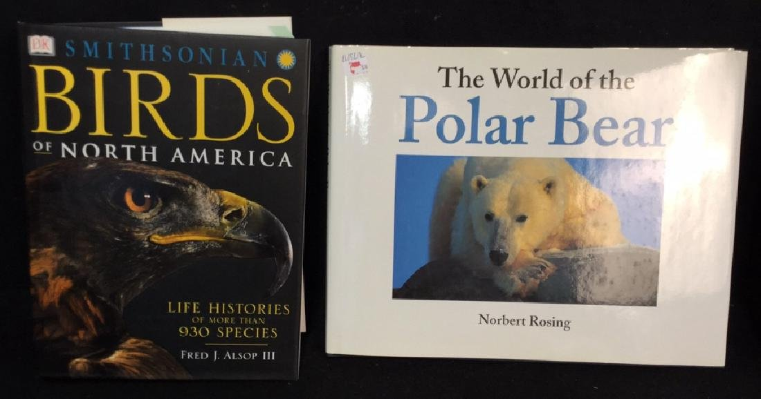 Assorted Coffee Table Books - 2