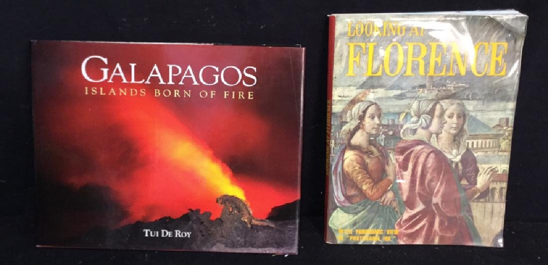 Assorted Coffee Table Books - 3