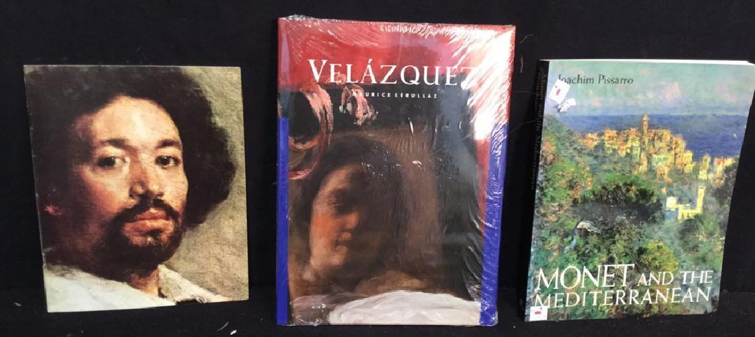 Assorted Coffee Table Books - 4