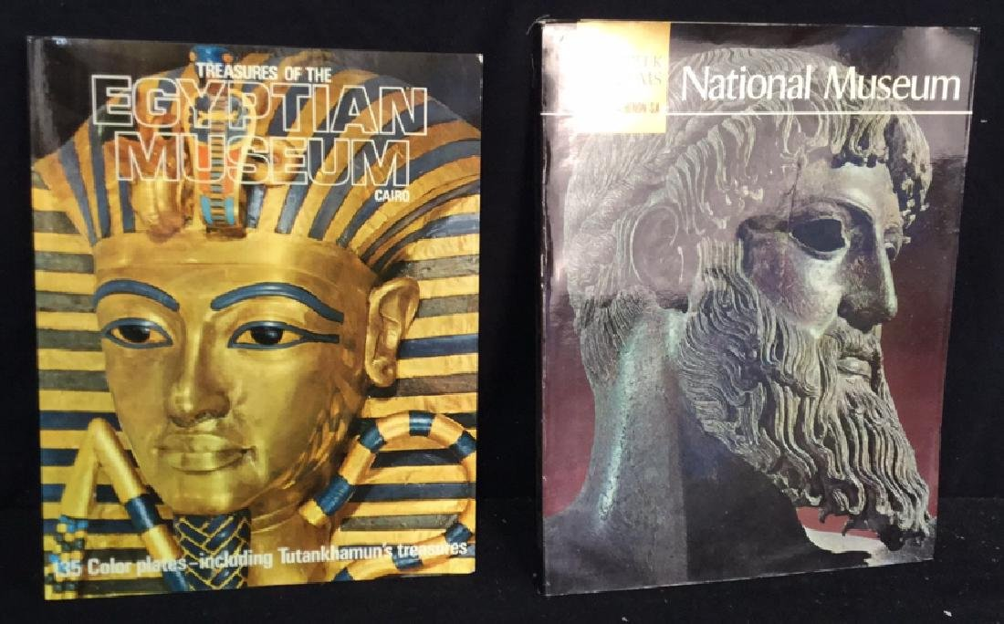 Assorted Coffee Table Books - 5