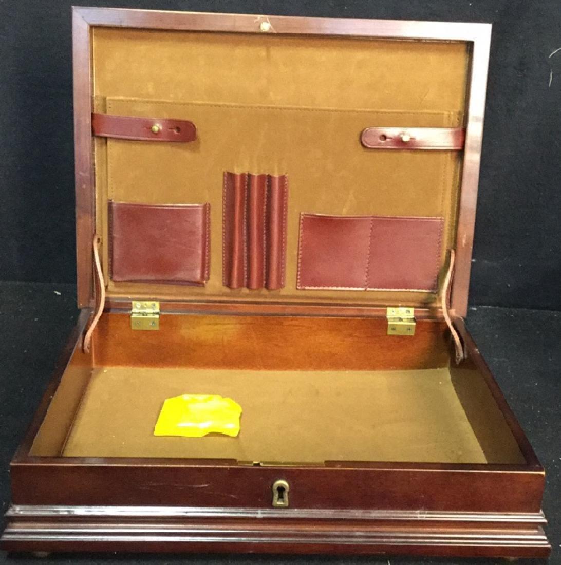 Two  Bombay &Co. Desktop Keepsake Boxes - 4